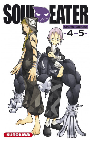 Soul Eater - II (tomes 4-5)