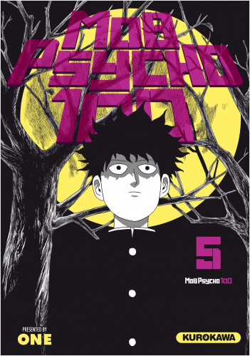 Mob Psycho 100 - tome 05