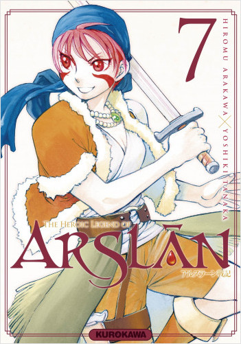 The Heroic Legend of Arslân - tome 07