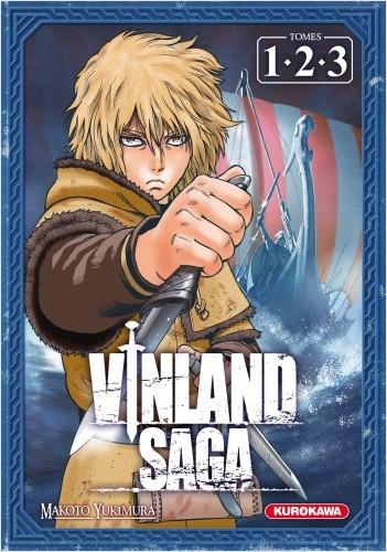 COFFRET - Vinland Saga - tomes 1-2-3