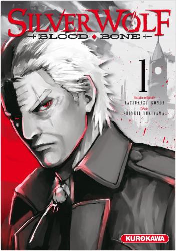 Silver Wolf - Blood, Bone - tome 01