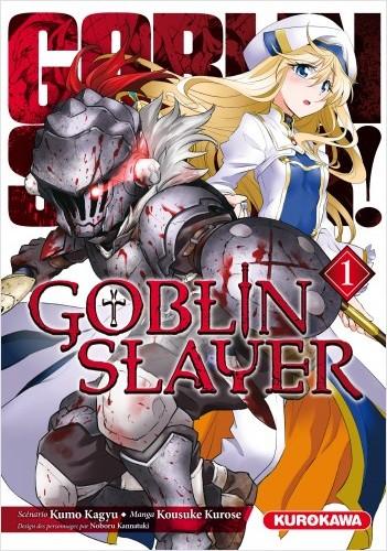 Goblin Slayer - tome 01