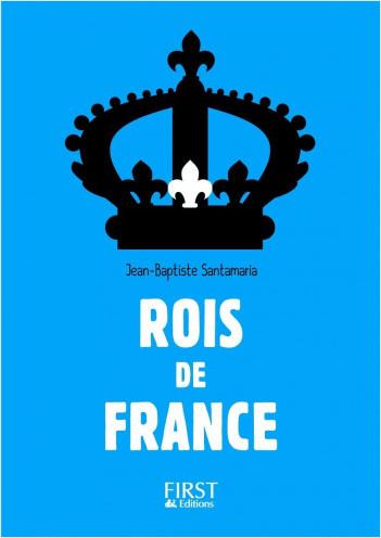 Petit Livre - Rois de France - 3e édition