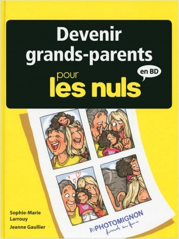Devenir grands-parents pour les Nuls BD