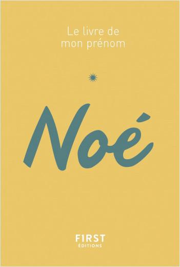 Le livre de mon prénom - Noé