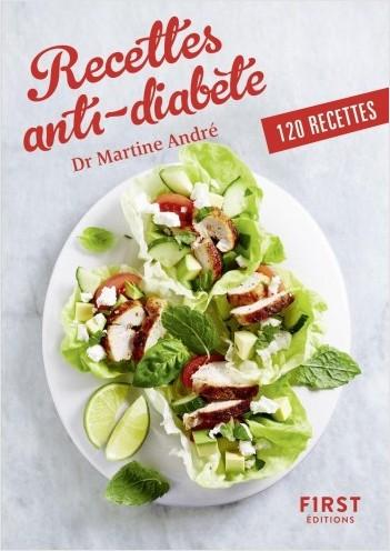 Le Petit livre - Recettes anti-diabète