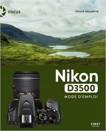 Nikon D3500 mode d'emploi