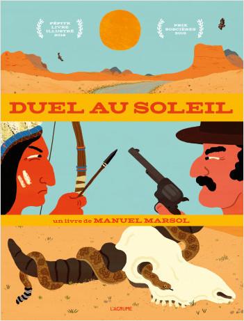 Duel au soleil - Album - Western - Cowboy et Indien - Dès 4 ans