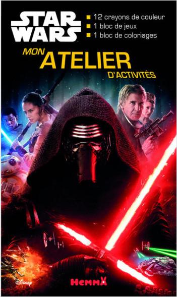 Disney Star Wars - Le réveil de la Force - Mon atelier d'activités