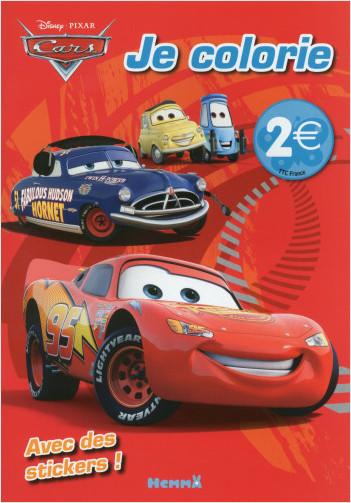 Cars - Je colorie