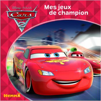 Cars - Mes jeux de champion