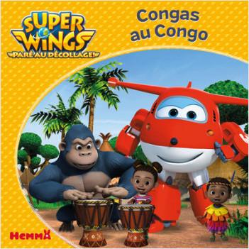 Super Wings - Congas au Congo