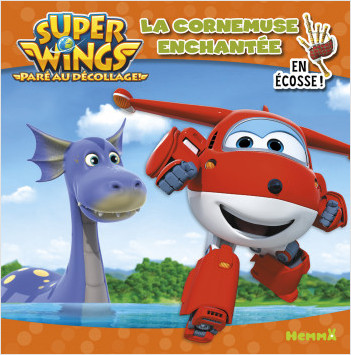 Super Wings - La Cornemuse enchantée