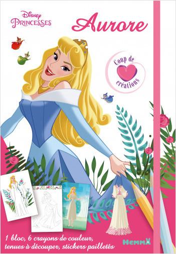 Disney Princesses - Aurore - Coup de coeur créations