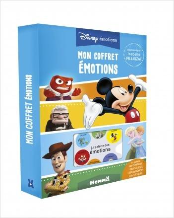 Disney émotions - Mon coffret des émotions!