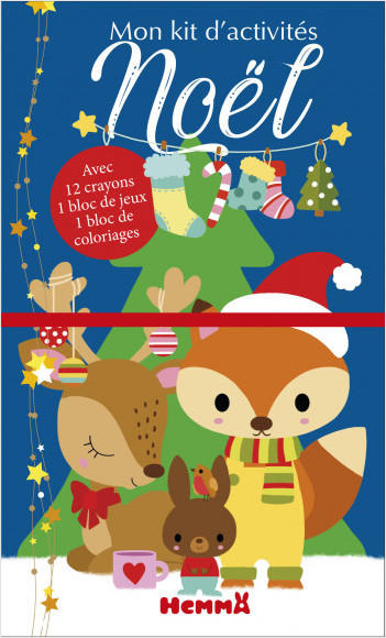 Noël - Mon kit d'activités