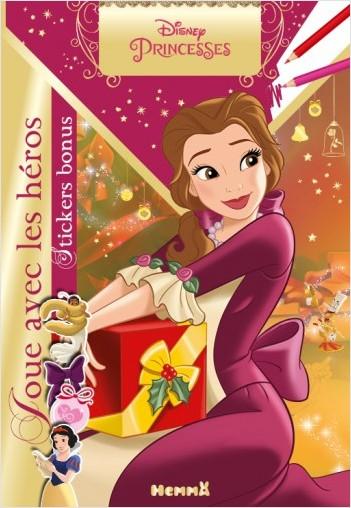 Disney Princesses - Joue avec les héros