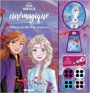 Disney - La Reine des Neiges 2 - Cinémagique