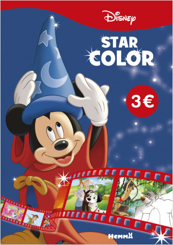 Disney - Star Color (Mickey)