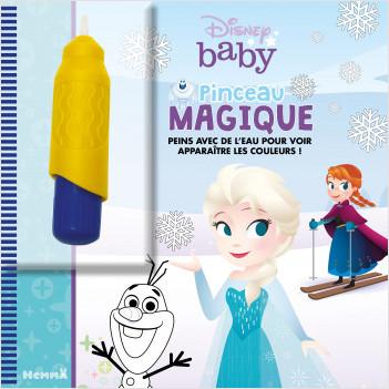 Disney Baby - Pinceau magique (Reine des Neiges)