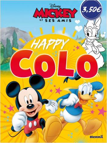 Disney Mickey et ses amis - Happy Colo
