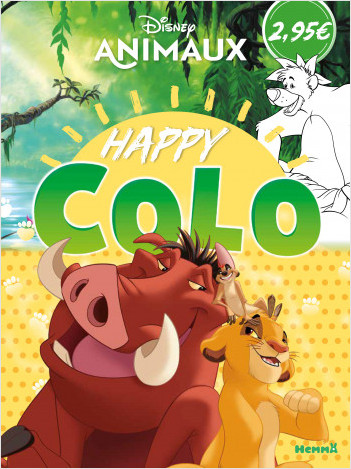 Disney Animaux - Happy Colo