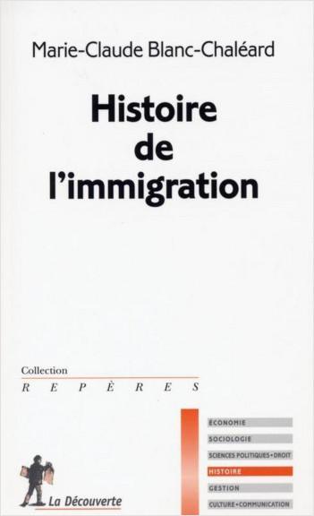 Histoire de l'immigration