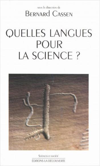 Quelles langues pour la science ?