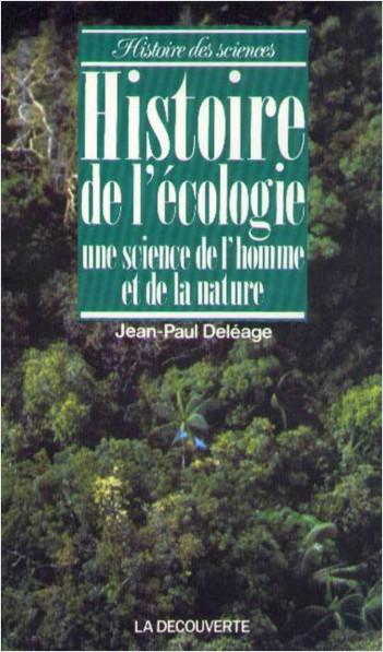 Histoire de l'écologie