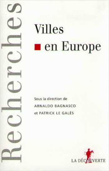 Villes en Europe