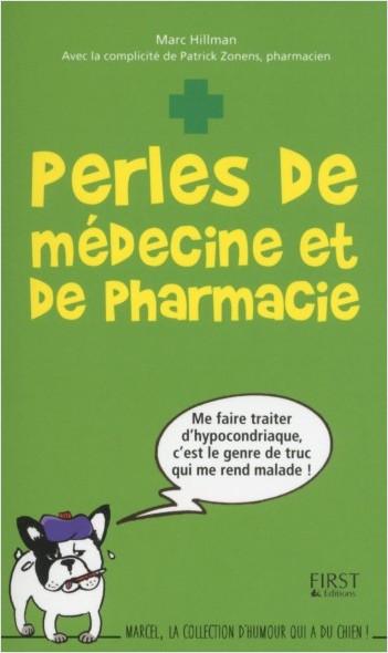 Perles de médecine et de pharmacie