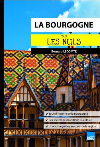 La Bourgogne pour les Nuls poche
