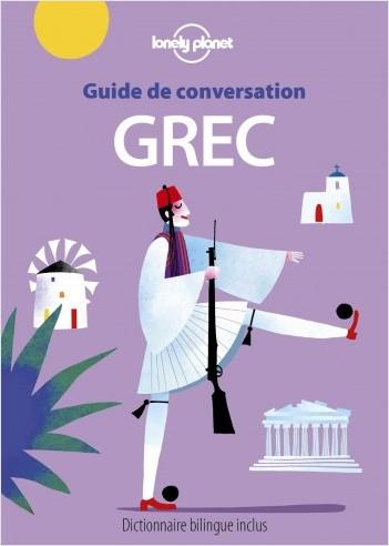 Guide de conversation grec - 5ed