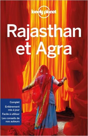 Rajahstan et Agra - 1ed