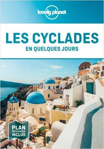 Les Cyclades En quelques jours - 1ed