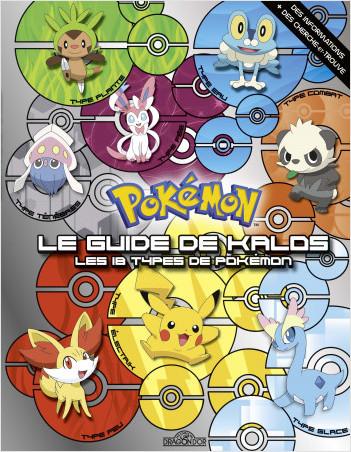 Pokémon - Le guide de Kalos