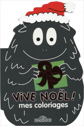 Mes Coloriages Vive Noël !