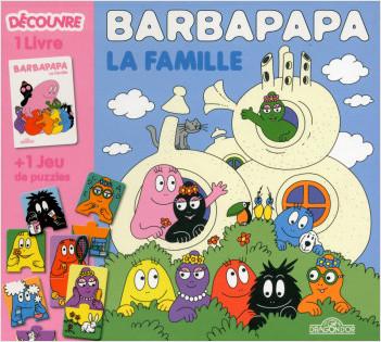 Barbapapa - Boîte d'éveil - La Famille