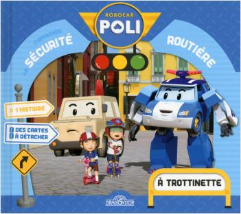 Sécurité routière - A trottinette