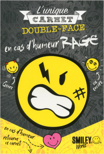 L'unique carnet double-face