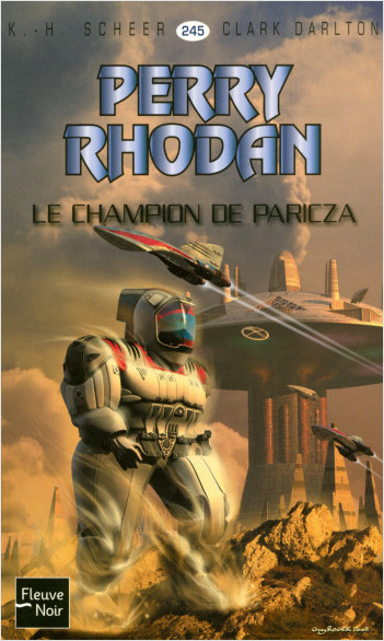 Perry Rhodan n°245 - Le Champion de Paricza