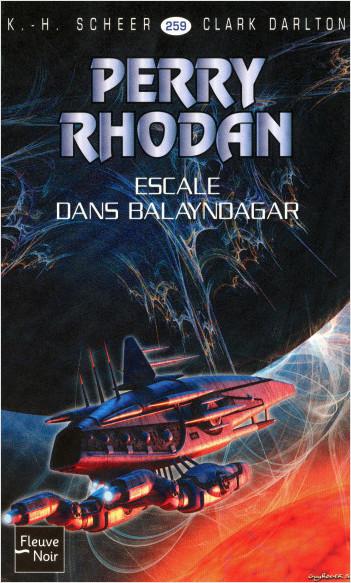 Perry Rhodan n°259 - Escale dans Balayndagar