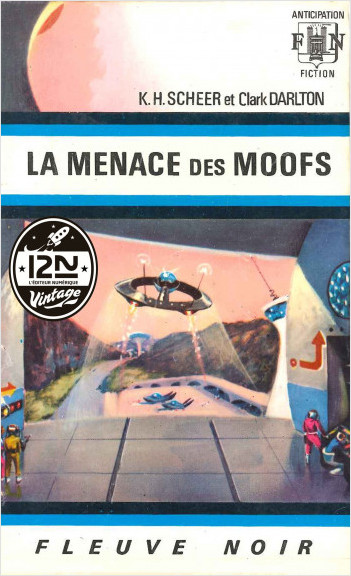 Perry Rhodan n°17 - La menace des Moofs