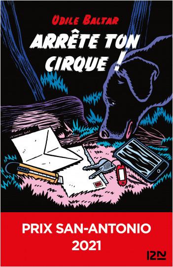 Arrête ton cirque ! Prix San-Antonio