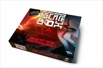 Escape Box ÇA - Escape game officiel ÇA - De 3 à 7 joueurs - Dès 14 ans et adulte
