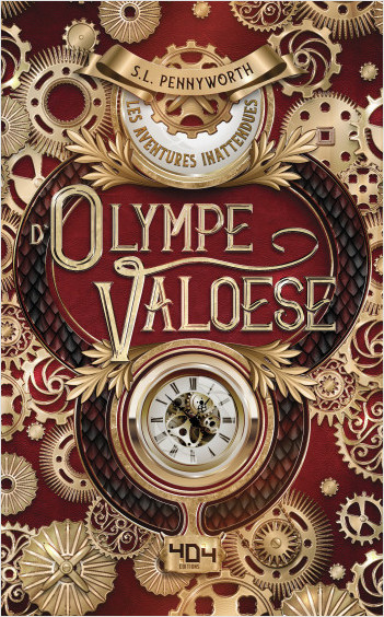 Les aventures inattendues d'Olympe Valoese - Roman young adult - Fantastique - Dès 15 ans