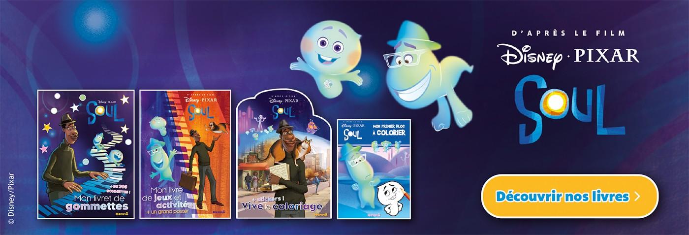 Disney SOUL - Sélection