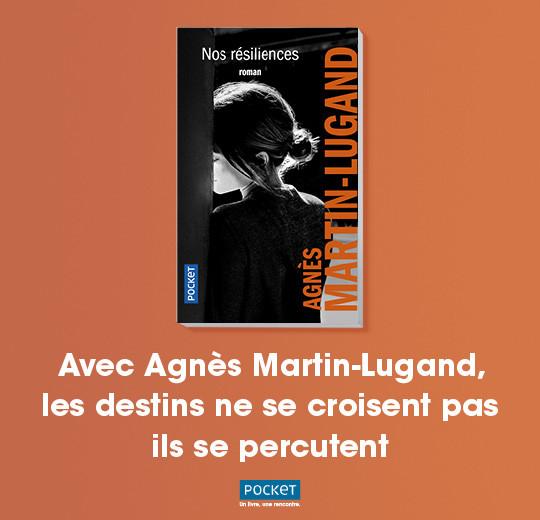 Nos résiliences de Agnès MARTIN-LUGAND