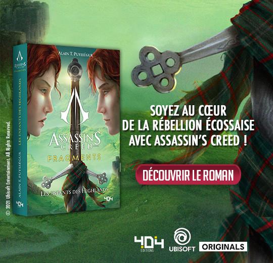 Assassin's Creed - Fragments : Les enfants des Highlands